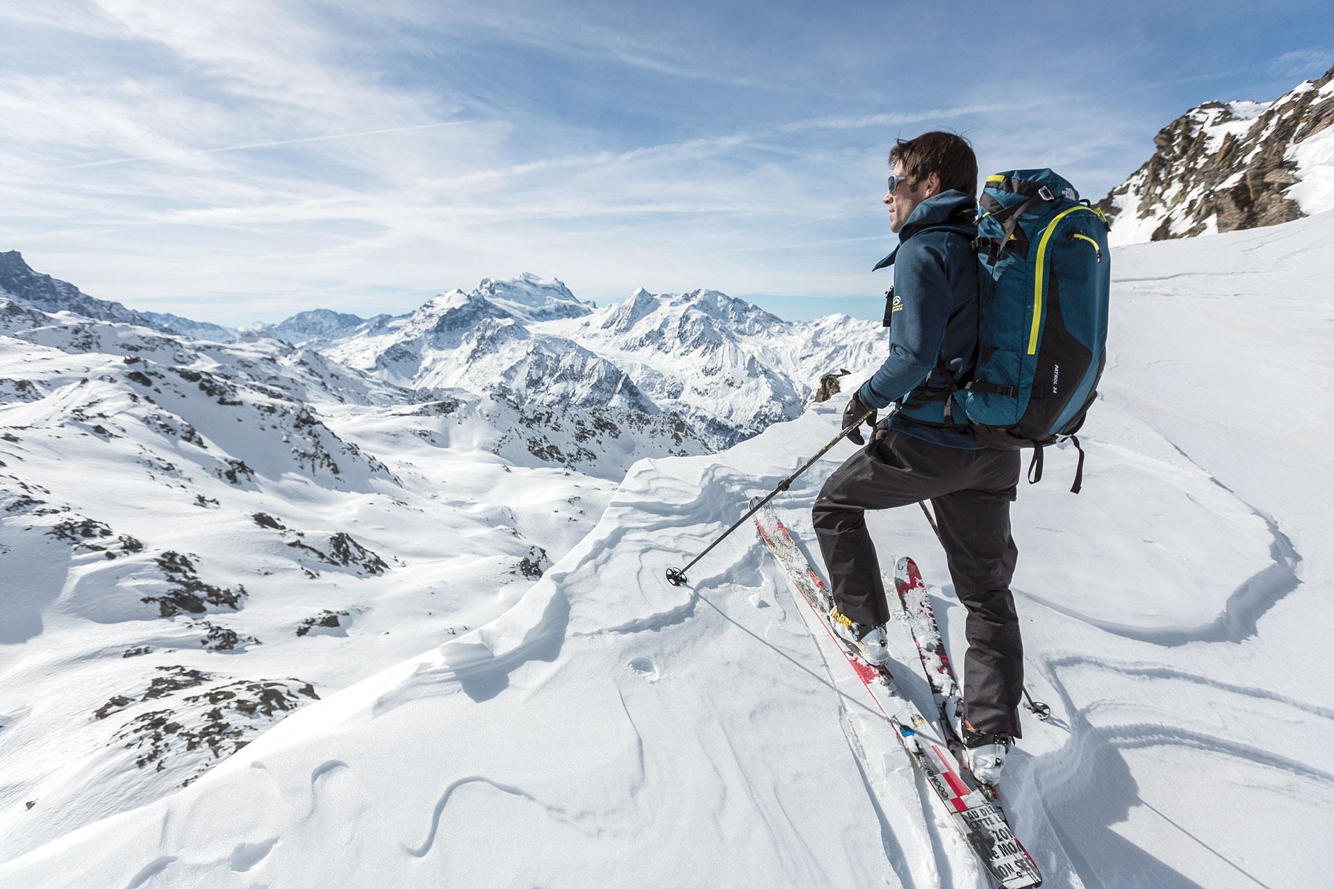 Scialpinismo_Rivista-Scimagazine-gennaio-2015-herve_barmasse