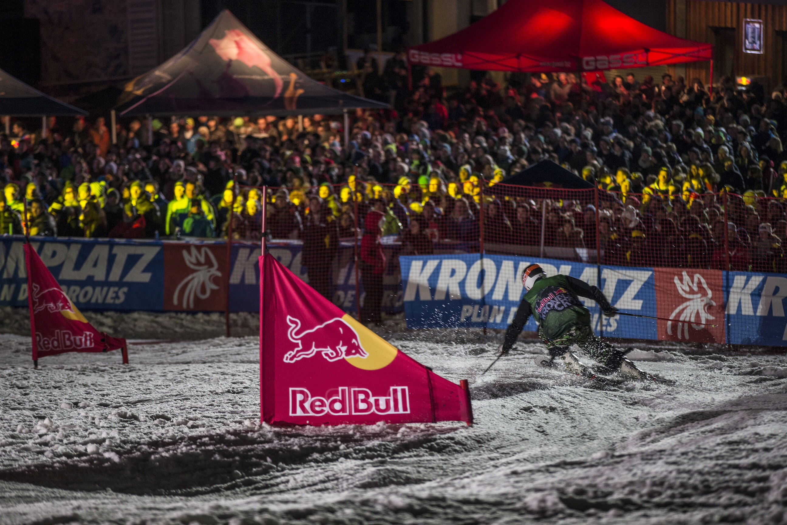 Red bull cross