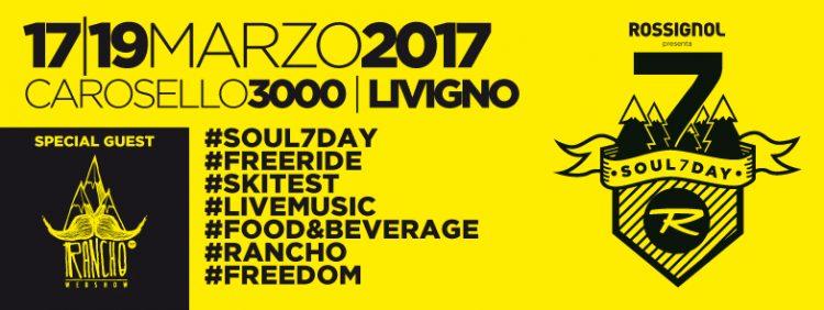 Soul 7 day Livigno Rossignol