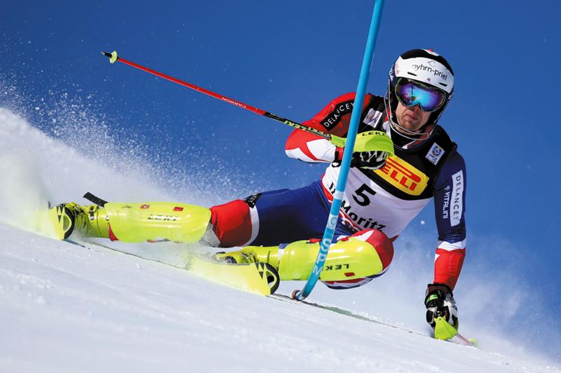 ALPINE SKIING – FIS Ski WC St. Moritz