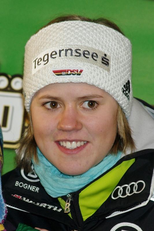 Viktoria Rebensburg, FIS Alpine Ski World Cup, Semmering 2010