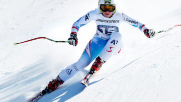 SKI ALPIN – FIS WC Garmisch Partenkirchen, Super G, Damen