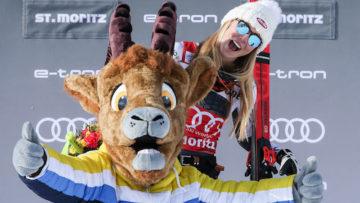 ALPINE SKIING – FIS WC Sankt Moritz