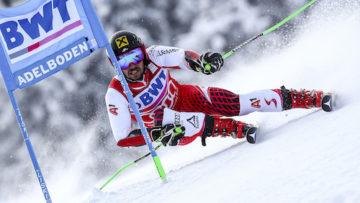 ALPINE SKIING – FIS WC Adelboden
