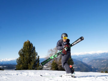 obereggen ski head