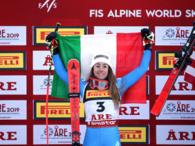 ALPINE SKIING – FIS Ski WC Are