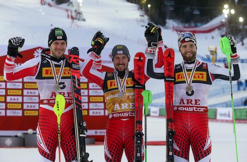 ALPINE SKIING – FIS Ski WC Are