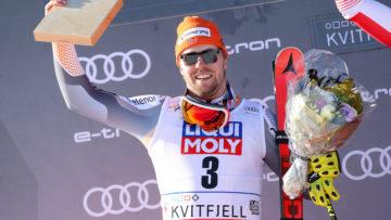 ALPINE SKIING – FIS WC Kvitfjell