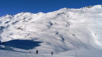Ghiacciaio val Senales piste sci impianti