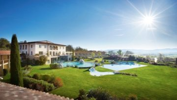 ADLER Spa Resort THERMAE_struttura