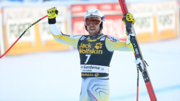 ALPINE SKIING – FIS WC Val Gardena