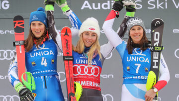ALPINE SKIING – FIS WC Semmering
