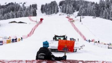 FIS Alpine Skiing World Cup finals in Lenzerheide