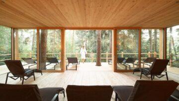 ADLER Lodge RITTEN_Sala relax nel bosco