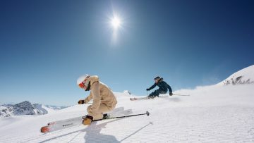 Sonnenkifahren Stubaier Gletscher 01-c- Andre Schoenherr